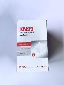 Półmaska KN95